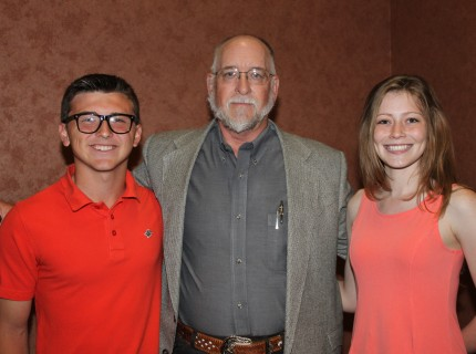 RRTC Lions Club Students of the Year 14-15