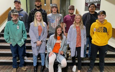 SkillsUSA Winners – Morning Students