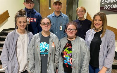 SkillsUSA Winners – Afternoon Students