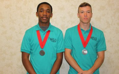 HOSA Students Win at State Contest