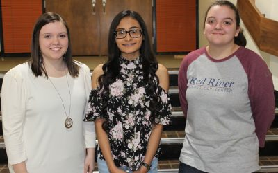 BPA Chapter Members Headed for State Contest