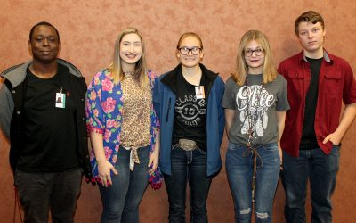 Students Place at State SkillsUSA Contest